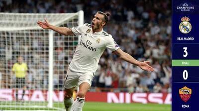 El Imperio de la Champions del Real Madrid amenaza con prolongarse un año más