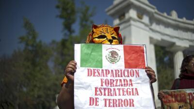 """México debe reconocer la """"gravedad de su crisis"""" en derechos humanos, pide la CIDH"""