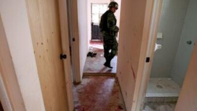 Arrestan a 'Betty la Fea', jefe del Cártel de Juárez