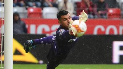 Luis García no quiere dejar ya la titularidad en Toluca