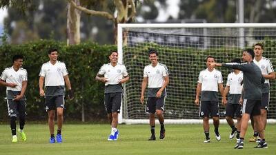 Martino apuesta por Uriel Antuna como titular en debut del Tri en Copa Oro