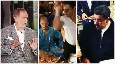 A Raúl no le agradó que J Balvin aceptara el banquete del famoso chef turco que también atendió a Maduro