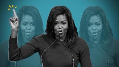 8 frases que Michelle Obama no solo le dijo a Donald Trump sino a todo el machismo que azota al mundo