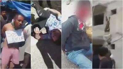Los intentos de linchamiento en México alcanzaron una cifra alarmante en 2018