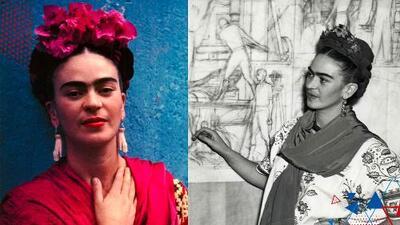Apareció un audio donde supuestamente se escucha la voz de Frida Kahlo