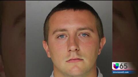 Arrestan a sospechoso de agredir a una menor de edad