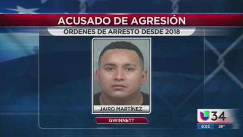 Arrestan a hombre que presuntamente golpeó a su exesposa en Gwinnett