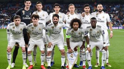 El Real Madrid es el club más valioso del mundo en 2019