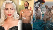 Paseador de los perros de Lady Gaga sale del hospital: perdió partes de un pulmón