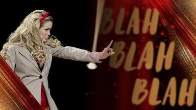 Verónica Montes piensa que alguien no la quiere en Mira Quién Baila