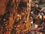 Las impactantes imágenes de una reunión masiva de personas en Filadelfia en época de coronavirus