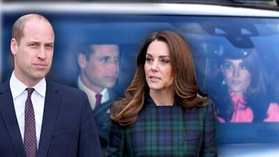 Kate Middleton y el príncipe William tuvieron un detalle con la anciana atropellada por su escolta