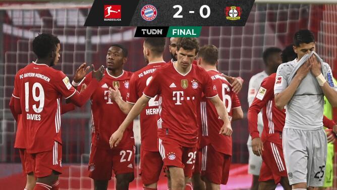 Bayern aumenta su ventaja sobre el Leipzig en la cima de la Bundesliga