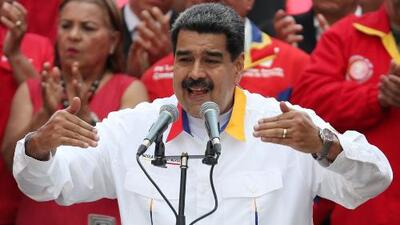 Maduro propone adelantar las elecciones de la Asamblea Nacional, único poder que está en manos de la oposición