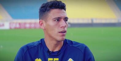 """Héctor Moreno: """"Qatar no es una liga para el retiro"""""""