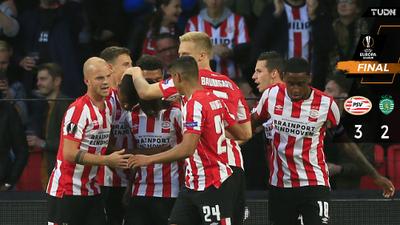Sin Guti, el PSV sufre para vencer al Sporting Lisboa