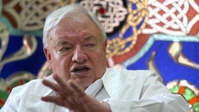 Cardenal Juan Sandoval Íñiguez admite que la iglesia mexicana dio protección a curas pederastas