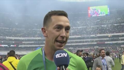 ¡Así sucedió! Agustín Marchesín le había dicho al 'Piojo' Herrera que América iba a ser campeón
