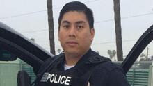 """""""Es un criminal"""": madre de cadete presuntamente abusada por exoficial de policía de Los Ángeles"""