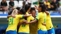 Los grupos de EEUU, Brasil y Chile en el futbol femenil de Tokio 2020