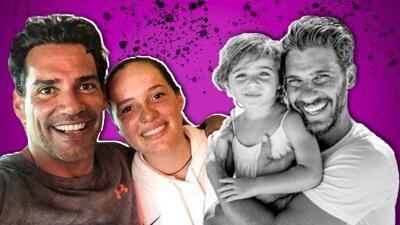 Estos galanes conquistan en las telenovelas y en las redes sociales por ser amorosos padres