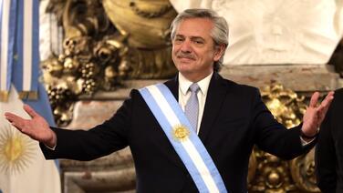 Alberto Fernández es el nuevo presidente de Argentina y marca el regreso del peronismo al poder