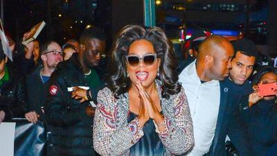 Oprah donates to Puerto Rico
