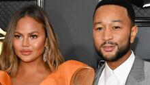 John Legend defiende a Chrissy Teigen y dice que el diseñador que la acusa de acoso falsificó los mensajes