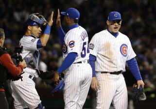 Así acabaron los Cubs sus 71 años sin ganar en el Wrigley Field en Serie Mundial