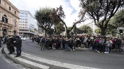 Roma siente el temblor de tres sismos que sacudieron el centro de Italia