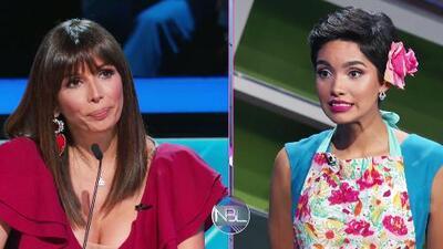"""""""¿Qué te pasa?"""", Giselle se niega a evaluar a Andrea Bazarte porque no demostró su talento"""