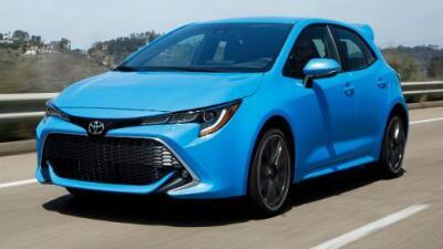 Prueba: Toyota Corolla Hatchback 2019, un compacto con estilo