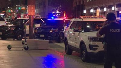 Policía de Los Ángeles rescata a un bebé que había sido raptado seis horas antes por su madre