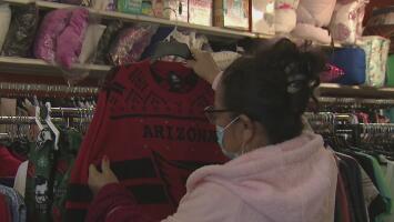 Comercios administrados por latinos en Los Ángeles tuvieron una complicada jornada de Black Friday