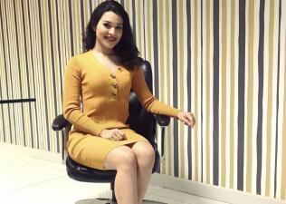 Una amante del crossfit, los gimnasios y de compartir en redes sociales es Carolina Ocampo