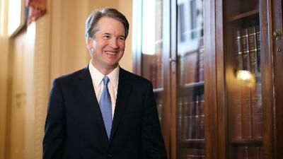 Debut de Brett Kavanaugh: Así fue el primer día del juez en la Corte Suprema