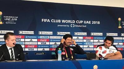 """Cardozo advierte en el Mundial de Clubes: """"Este plantel puede pelearle a cualquiera"""""""