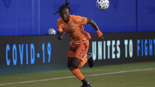 Alberth Elis se despide del Houston Dynamo con rumbo a Portugal