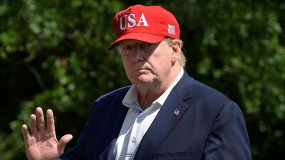 Trump aplaza las deportaciones masivas y espera un acuerdo en el Congreso sobre inmigración