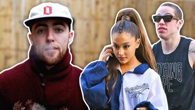¿Coincidencia? Ex de Ariana Grande culpa a internet por su ruptura y Pete Davidson 'desaparece'