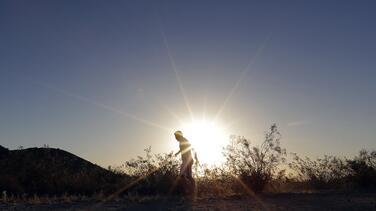 Bastante sol y temperaturas en aumento, los 100ºF pronto regresarán a Arizona