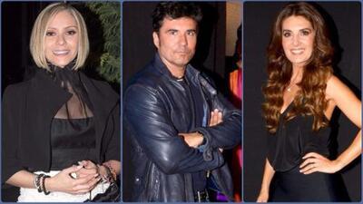 Daniela Castro, Diego Olivera y Mayrín Villanueva conforman el triángulo amoroso de 'Me declaro culpable'