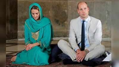 El príncipe William y Kate Middleton pasan el susto de sus vidas durante un vuelo en Pakistán