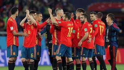 España cumple dos años invicto y la cuenta sigue en el Mundial Rusia 2018