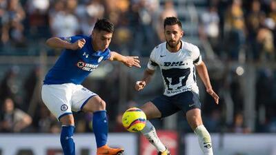 Cómo ver Pumas vs. Cruz Azul en vivo, por la Liga MX
