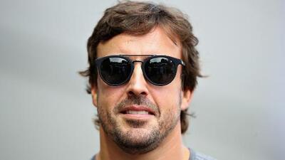 Fernando Alonso pone su mira en el Gran Premio de México y elogia a Sergio Pérez