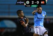 Cancún y 'Chaco' Giménez consiguen segunda victoria en Liga de Expansión MX