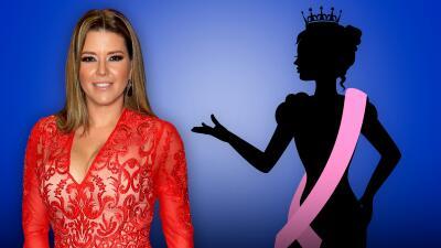 Una tierna princesa le quitó su corona a Alicia Machado y ahora la 'Miss Universo' es otra