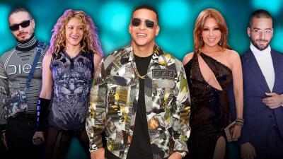 Sobresaliente: ellos son los más nominados en la historia de Premios Juventud