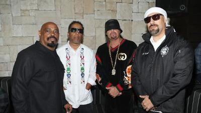 Cypress Hill will become first Latino hip-hop group to receive star in Hollywood